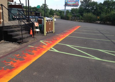 NEPA Line Painting & Striping