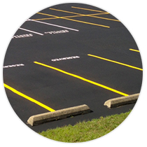 NEPA Parking Lot Striping